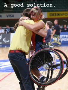 391ca. j4Wheelchair Hug no 2_vaugk_5289
